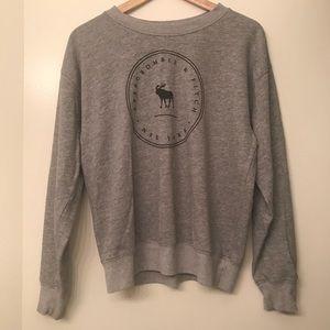 A&F sweatshirt XS
